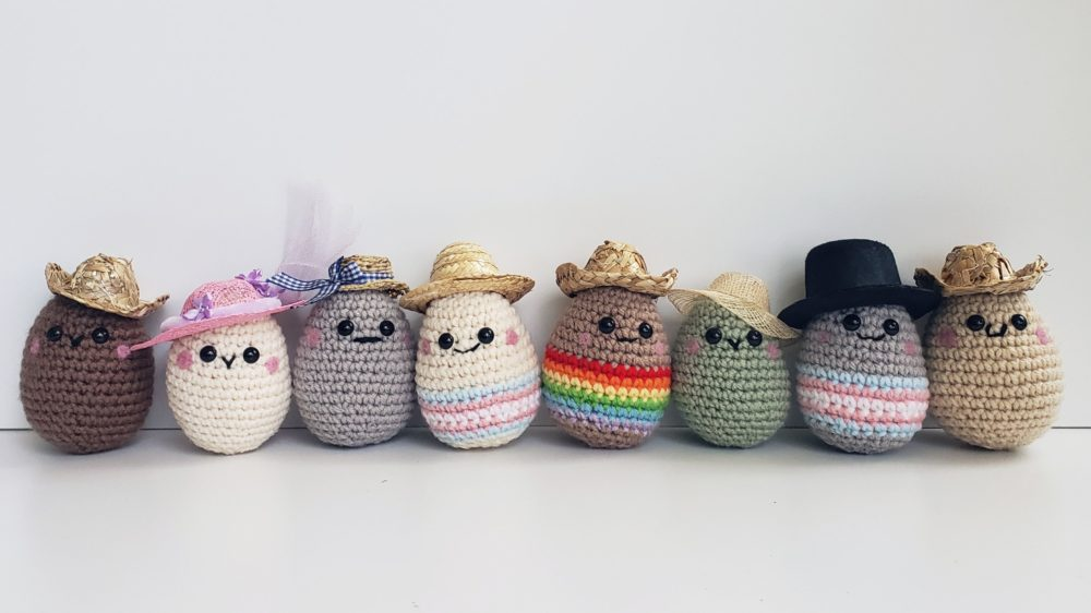 20 Basic Crochet Stitches - Dabbles & Babbles | 562x1000